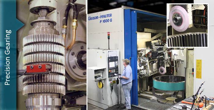 Precision Gearing Services